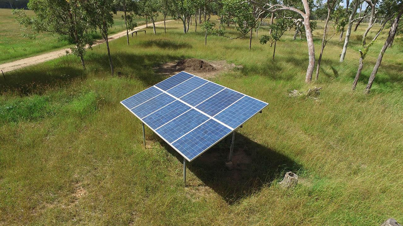Solar Pumping Project