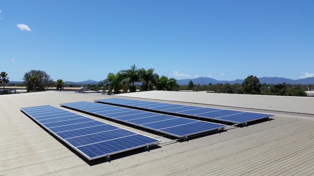 Mareeba Transport Commercial Solar System